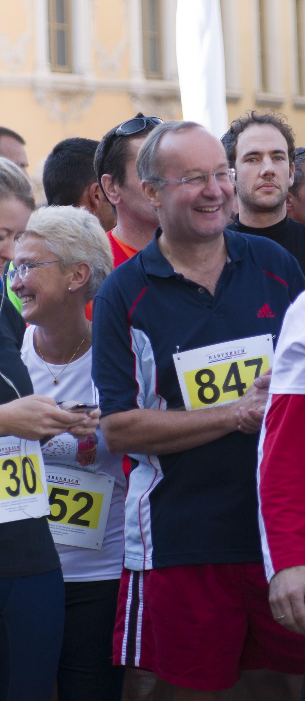 Lauf gegen Krebs 2012