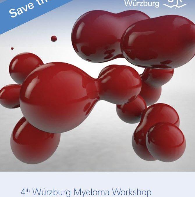 4th Würzburg Myeloma Workshop