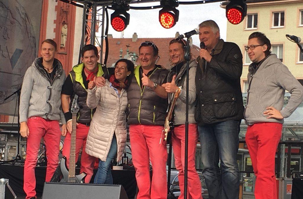 Crowdfunding Würzburger Bürgerfest 2016
